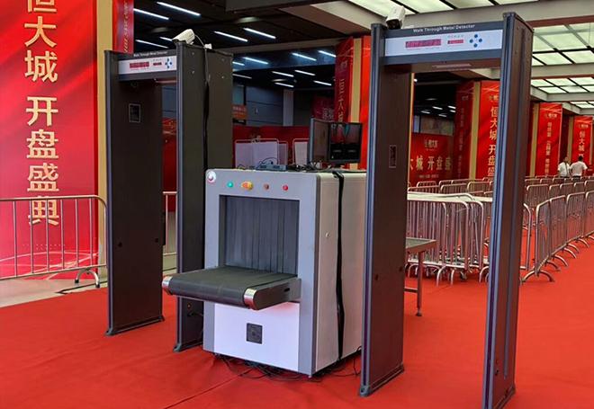 重慶車站測溫門廠家 歡迎來電 深圳市方吉無限科技供應
