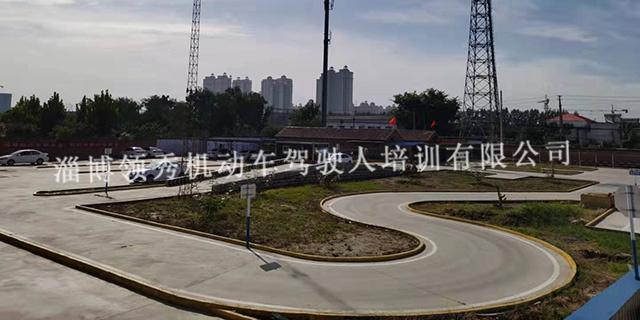 淄博学C1驾照报名 欢迎来电 领秀驾校供应