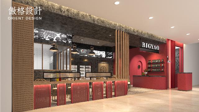 宁波餐厅装修工程