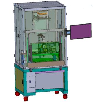 JG-QC-2PP-IX汽车部件 光学产线测试系统