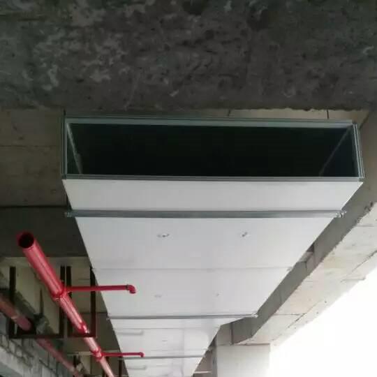 酚醛彩钢风管