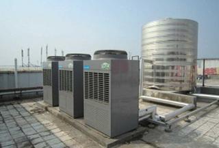 空气能热水系统特点