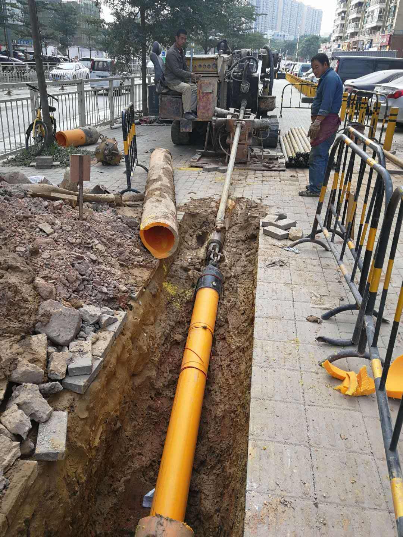 箱函和排水管道施工
