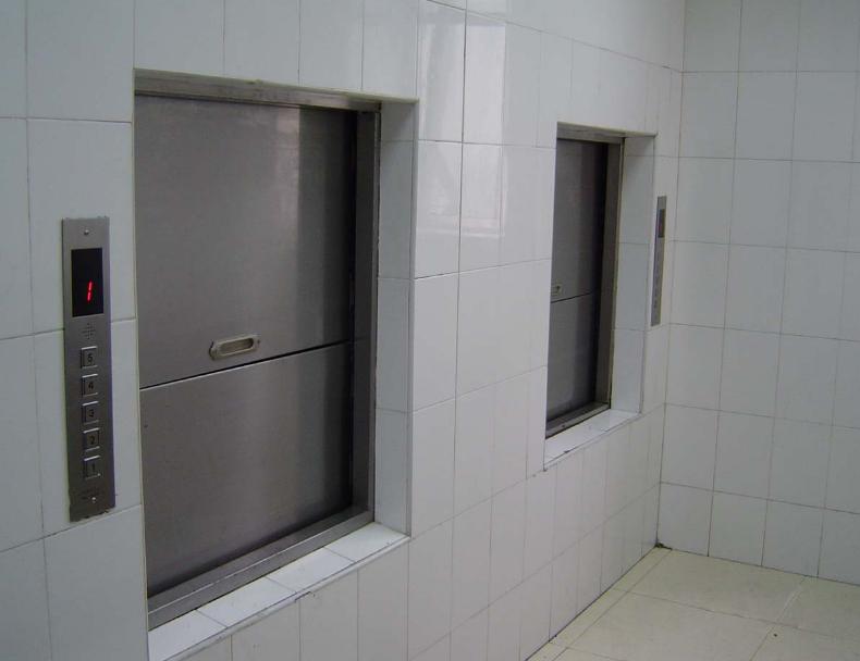 杂物电梯维修与保养