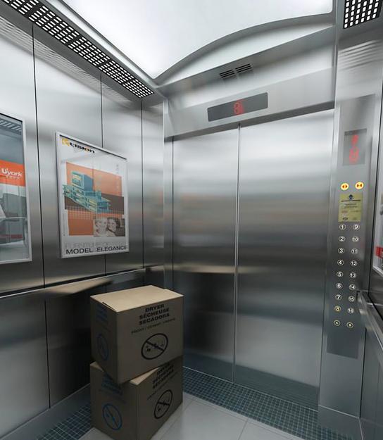 载货电梯售后维护