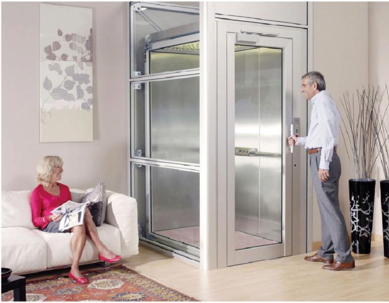 家用电梯保养