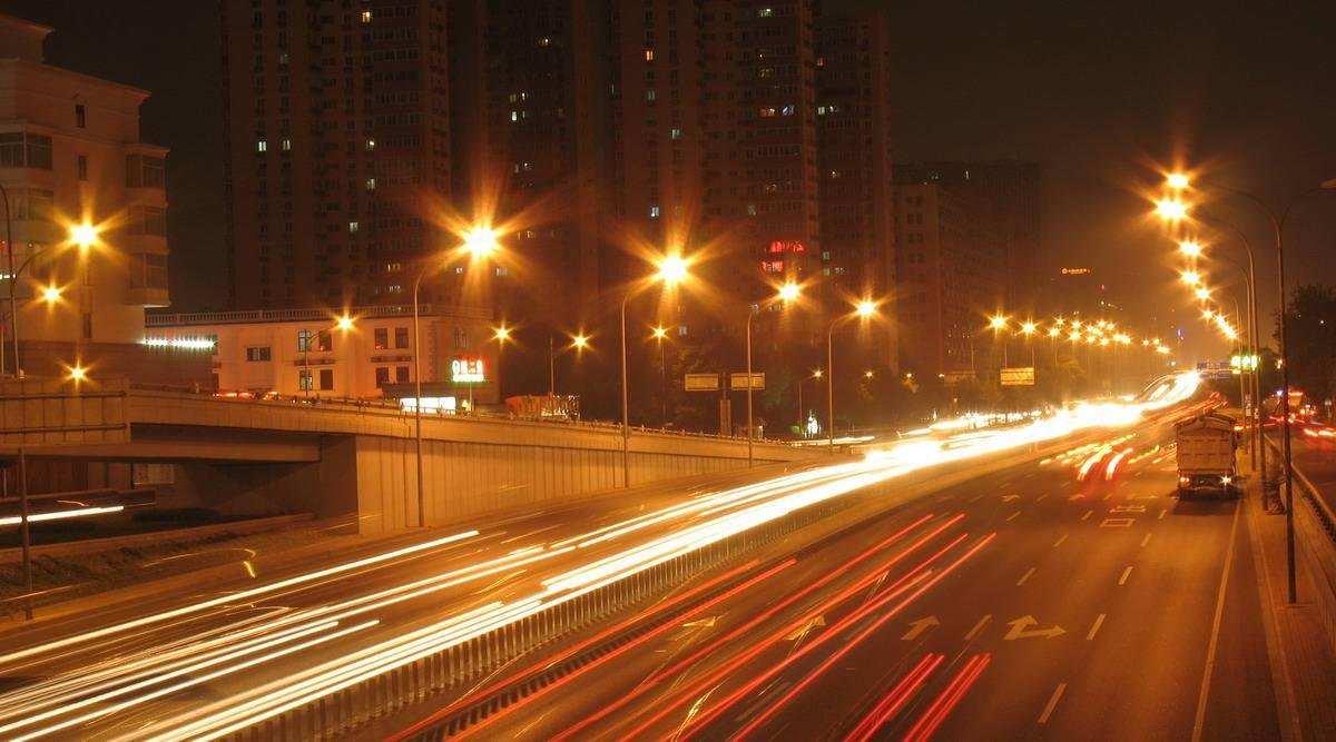 互联时代的路灯管理