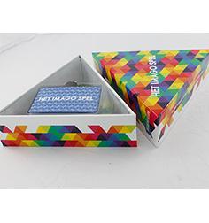 看色系統異形彩盒