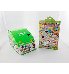 FSC認證兒童玩具彩盒