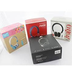 耳機裝彩盒