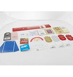 看色系統卡牌印刷