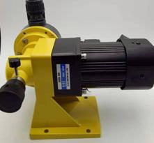 DJL机械隔膜泵(卧式)