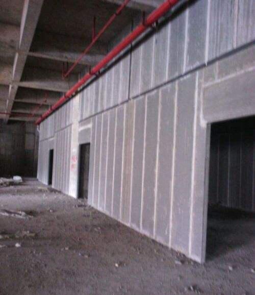 聚苯颗粒墙板