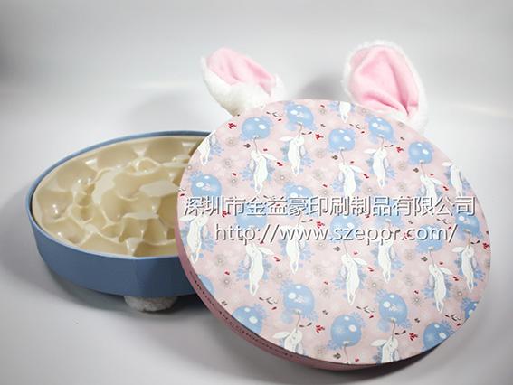 精品盒-兔子糖果盒
