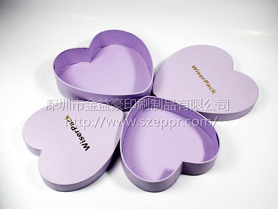 精品盒-心形盒