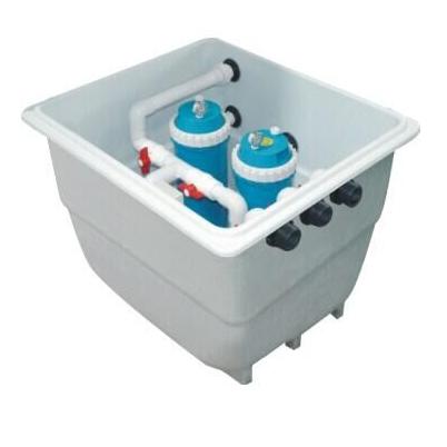 嵌入式一體化過濾設備