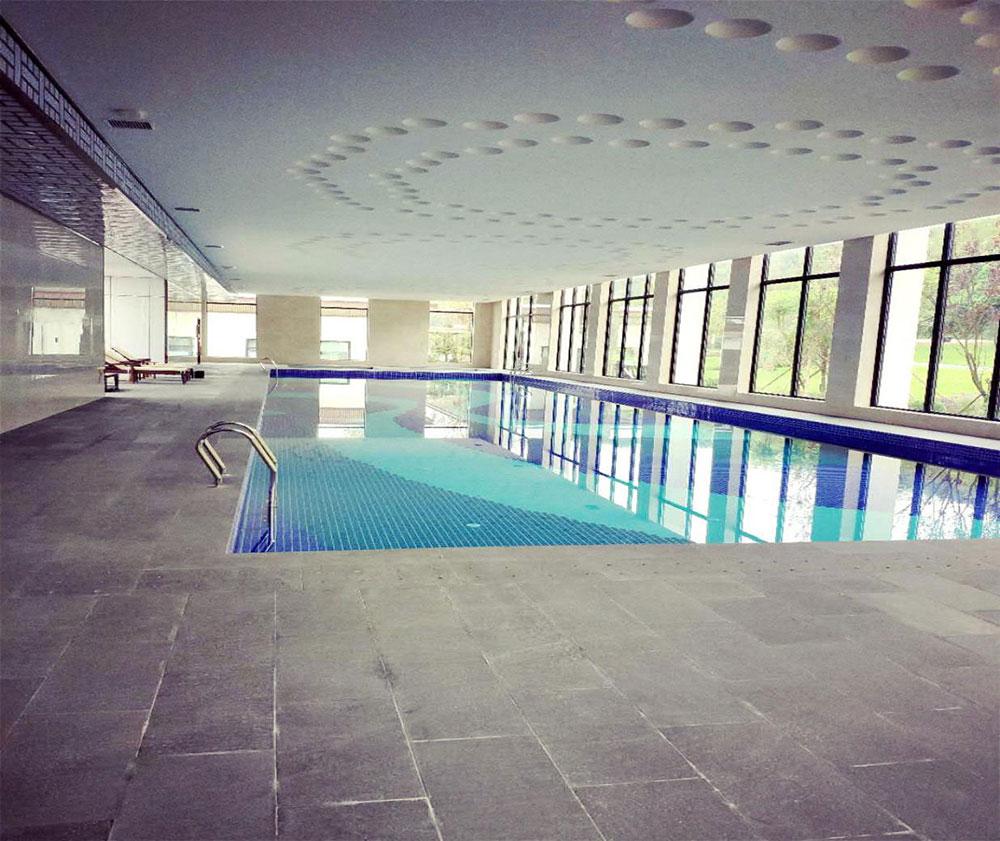 璞蓮山莊遊泳池