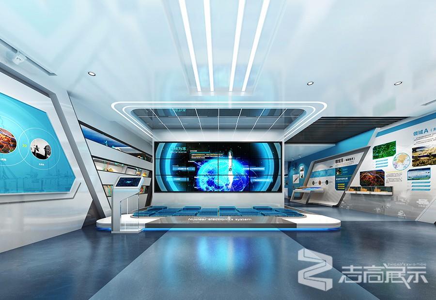 中国工程物理研究院电子工程研究所展览馆
