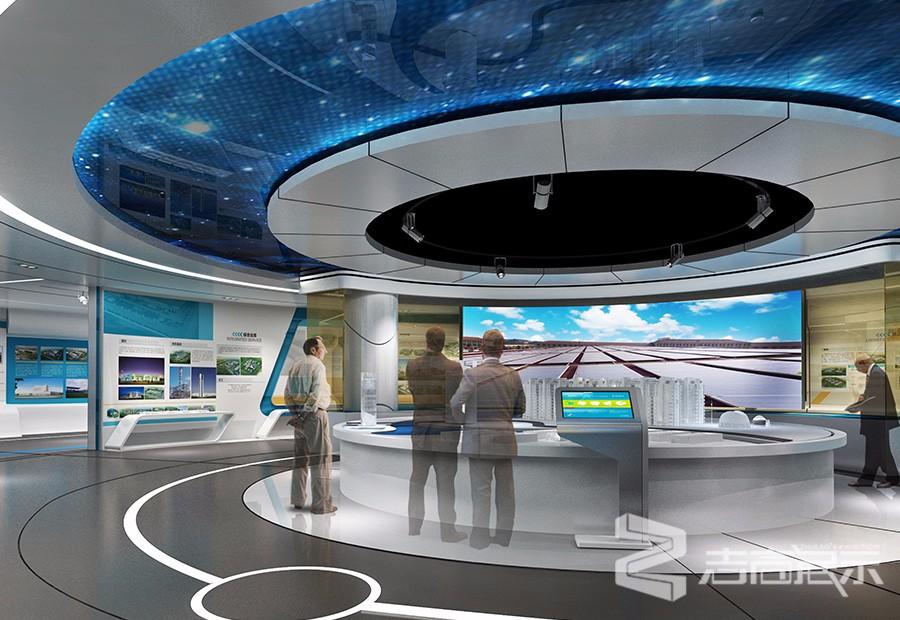 信息產業電子第十一設計研究院展廳