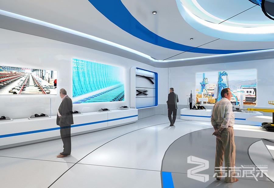 中國鐵建重工集團新疆公司展廳