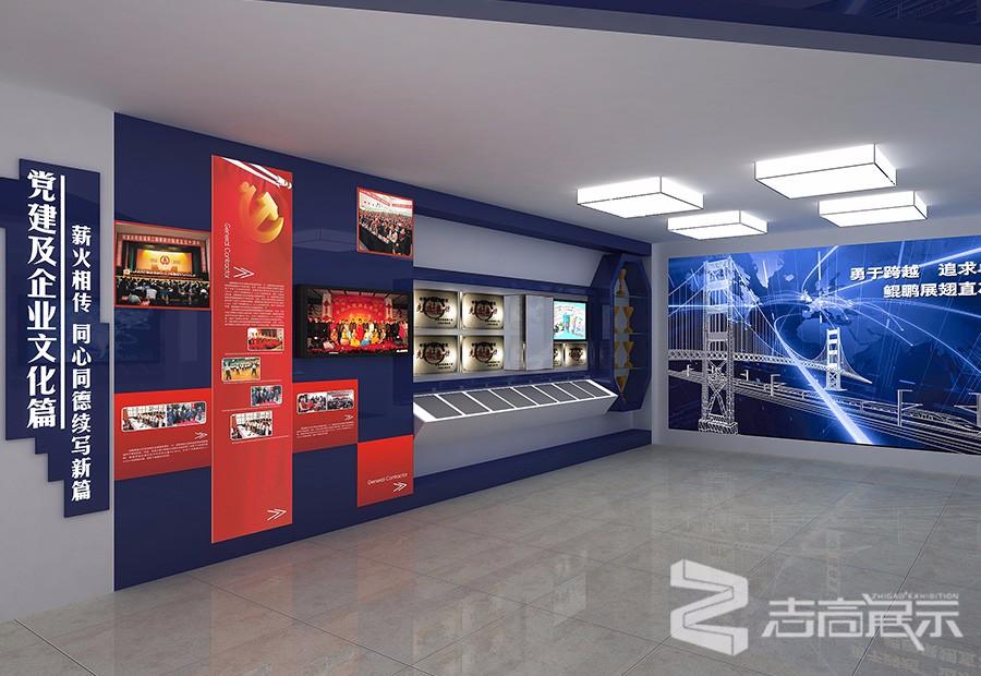 中鐵二院企業展廳