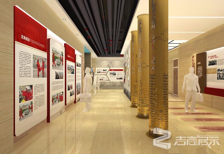 中國葛洲壩集團機電建設有限公司企業展廳