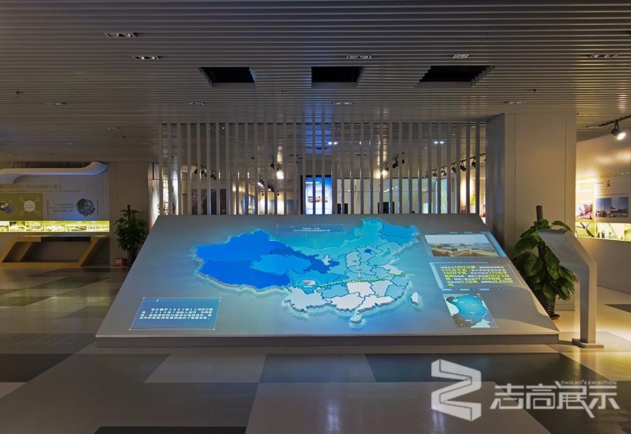 天津國電智慧電網綜合展廳