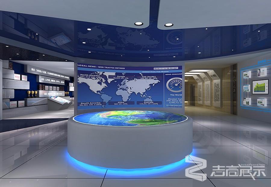 中國電建成都勘測設計院企業展廳