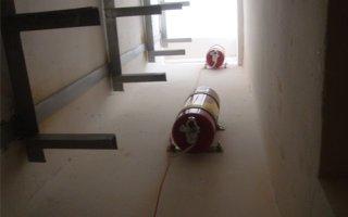 电缆竖井案例