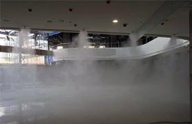 高压细水雾灭火系统的原理和产生的雾滴参数