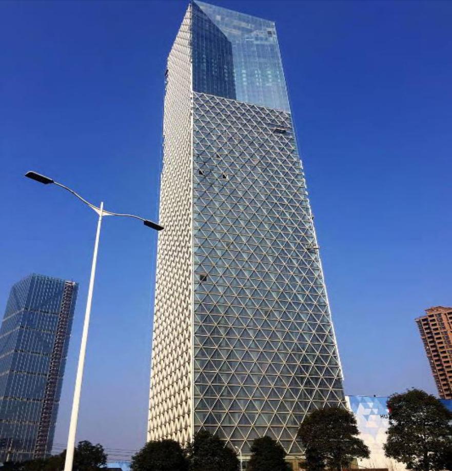 绿地紫峰大厦