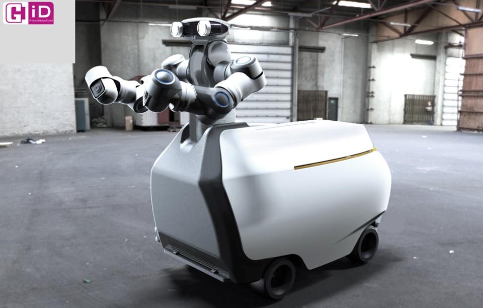双手协作机器人
