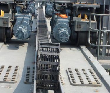 拖链集成供电系统-高性能系列