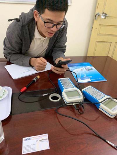 越南经销商拜访及交流