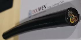 柔性电缆集成供电系统-垃圾吊卷筒电缆