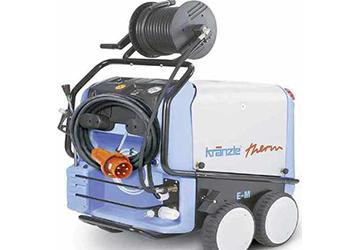 德国原装进口大力神高压清洗机-602 E-M24工业级高压清洗机-城市小广告清洗机