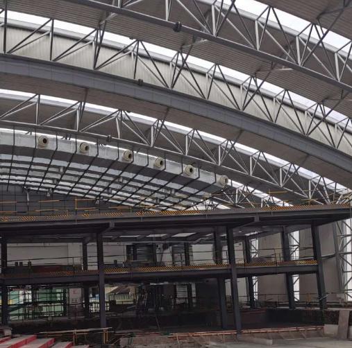 浅谈钢结构厂房是如何检测的-厂房检测