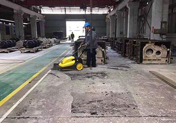 扫地机案例之铸造工厂