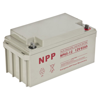 NPP蓄电池