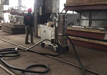 工业吸尘器之某加工厂