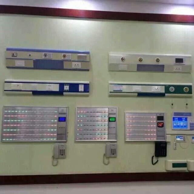 中心供氧及呼叫系统