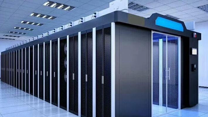 微模块数据机房