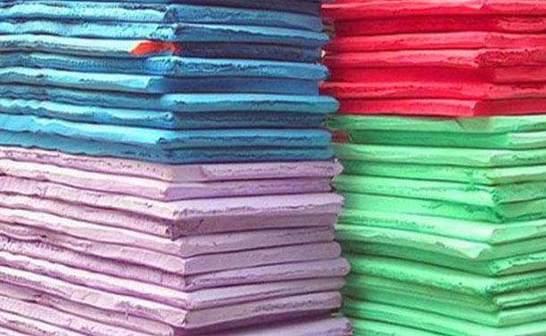 彩色EVA板材