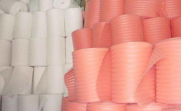 珍珠棉卷料