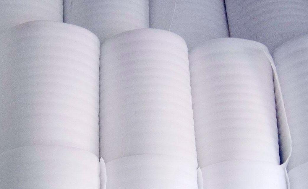 白色珍珠棉卷料