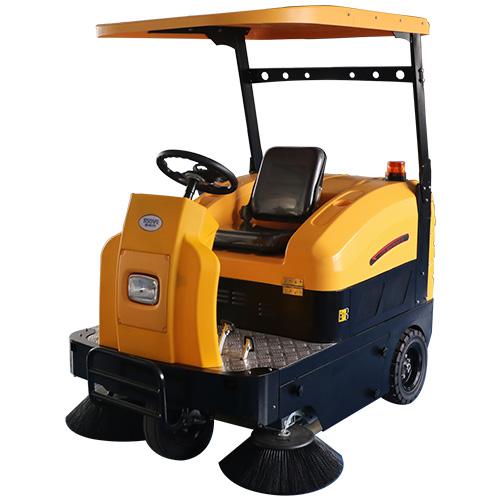 电动扫地机该如何使用?