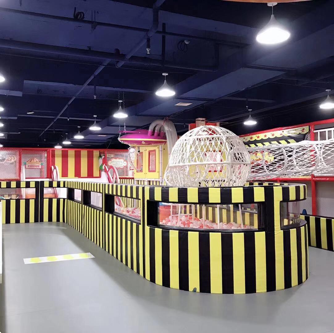 河北省邯郸市魏县银座购物中心水城广场案例