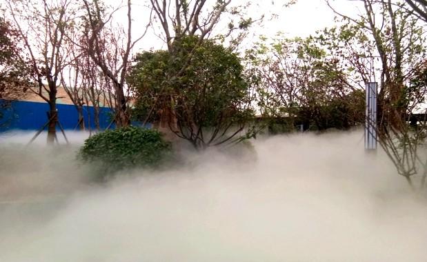 苏州园林绿化工程贝斯特全球最奢华网页雾森案例