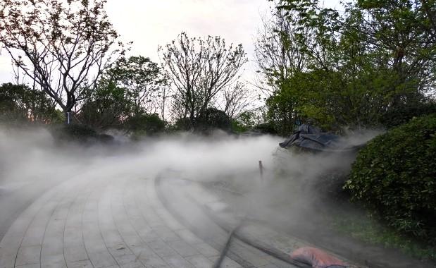 苏州雾森景观-贝斯特全球最奢华网页雾工程案例