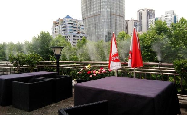 锡伯餐厅贝斯特全球最奢华网页雾/贝斯特全球最奢华网页降温案例